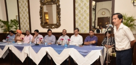Well come ceremony of New Committee