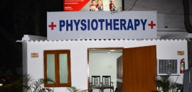 Physiotherapy Unit Opening