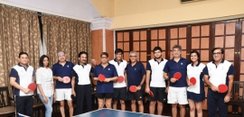 Friendly Matches with CCI Mumbai