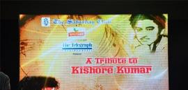 Kishore Kumar Nite with Kinjal Chatterjee