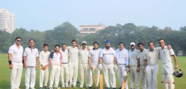 Friendly Cricket match with CCFC