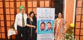 Talk on hairfall with Dr. Manoj Khanna