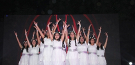 Dance performance by Participating Clubs in ICSC